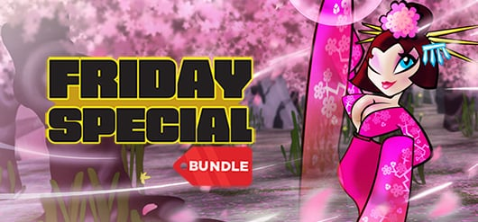 Friday Special #80 Steam Bundle