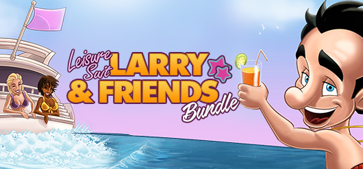 Leisure Suit Larry & Friends