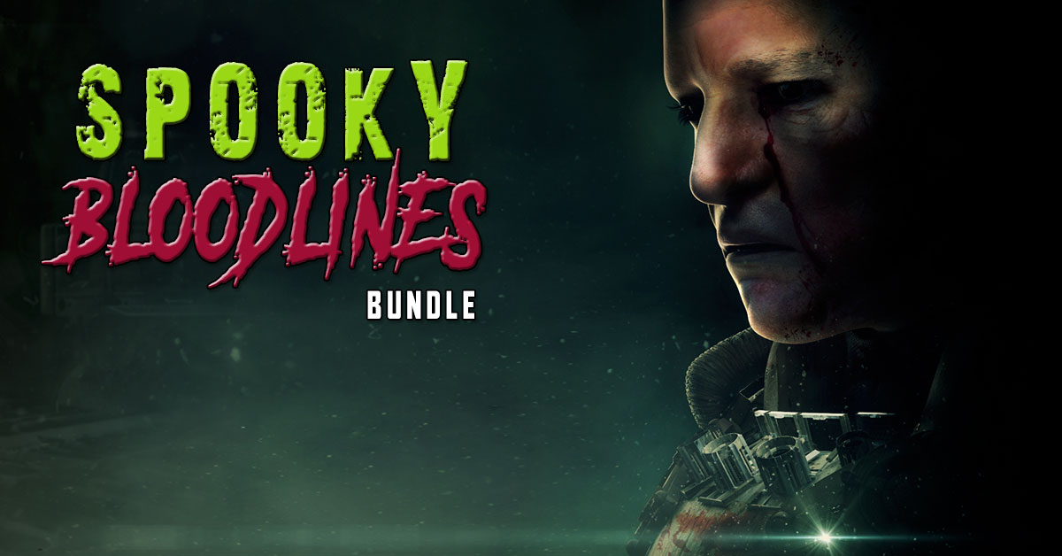 Spooky Bloodline Time Bundle logo