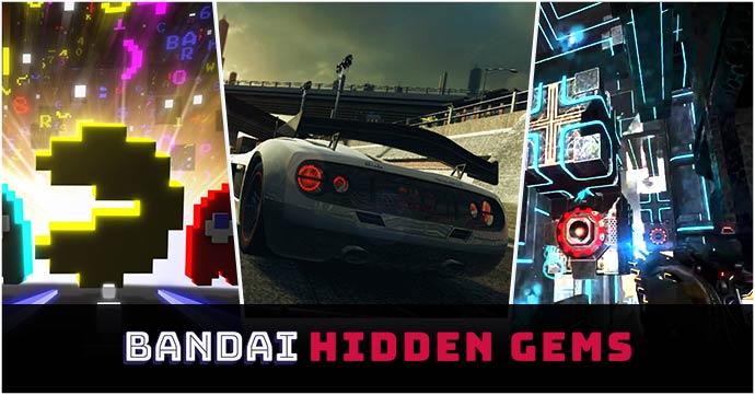 The Bandai Hidden Gems Steam Bundle