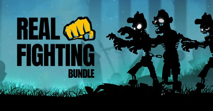 The Real Fighting Bundle of Steam games