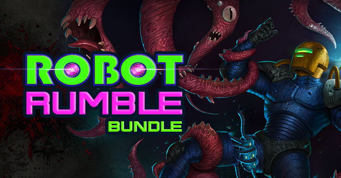 The Robot Rumble Steam Games Bundle