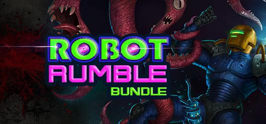 The Robot Rumble Steam Bundle