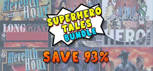 Superhero Tales Bundle