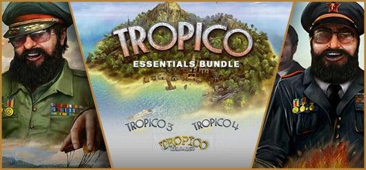 Tropico Essentials Bundle