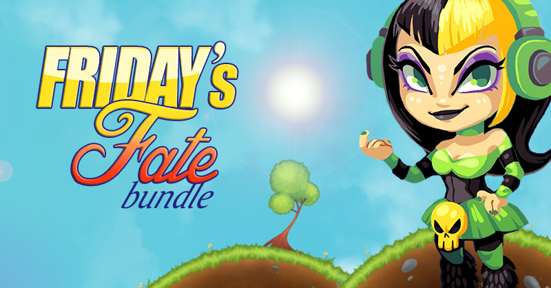 IndieGala Fridays Fate Steam Games Bundle