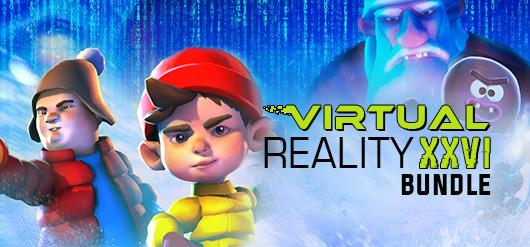 Virtual Reality XXVI Steam Bundle