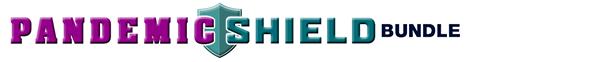 Pandemic Shield Logo Budle