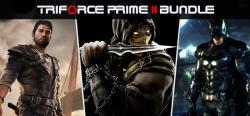 Triforce Prime II Bundle