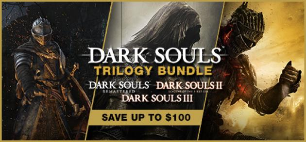 DARK SOULS III TRILOGY BUNDLE
