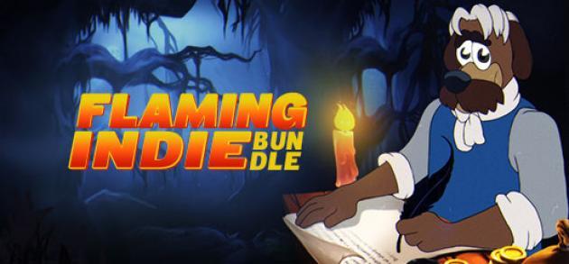 Flaming Indie Steam Bundle