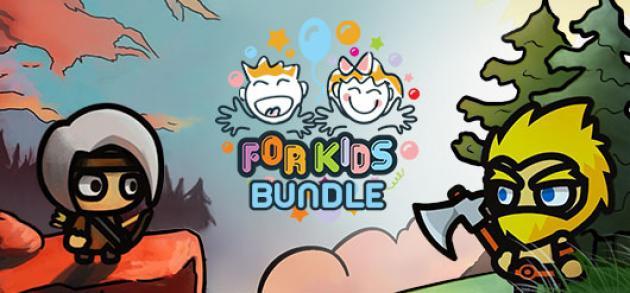 For Kids Steam Bundle