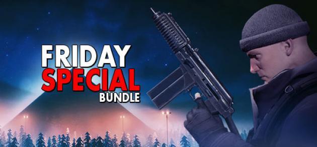 Friday Special #70 Steam Bundle