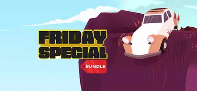 Friday Special #77 Steam Bundle