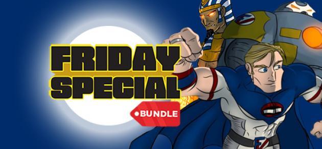 Friday Special #81 Steam Bundle