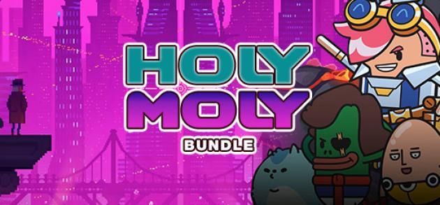 Holy Moly Bundle