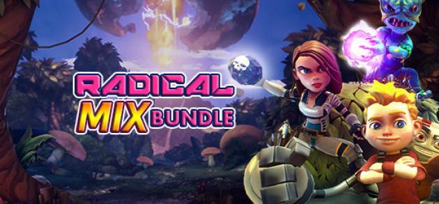 The Radical Mix Bundle