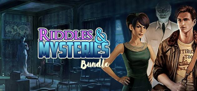 Riddles & Mysteries Bundle