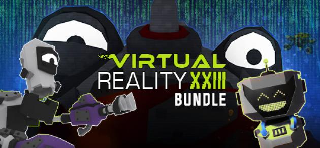 Virtual Reality XIII Steam Bundle