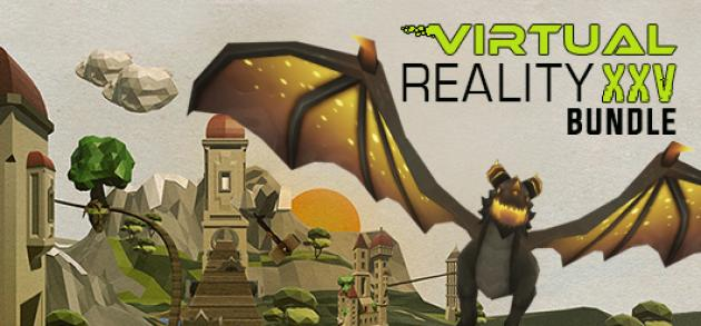 Virtual Reality Steam Bundle XXV