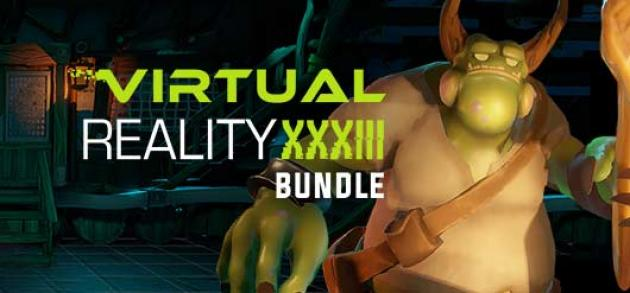 Virtual Reality XXXIII Steam Bundle