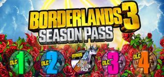 Borderlands 3 Season Pass (Epic) image