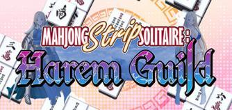 Mahjong Strip Solitaire: Harem Guild