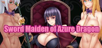 Sword Maiden of Azure Dragon