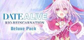 DATE A LIVE Rio Reincarnation Deluxe Pack