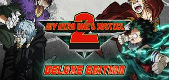 MY HERO ONE'S JUSTICE 2 Deluxe Edition