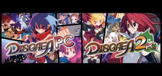 Disgaea 1 PC + Disgaea 2 PC (Games only) image