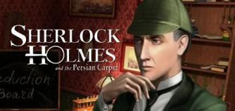 Sherlock Holmes: The Mystery of the Persian Carpet image
