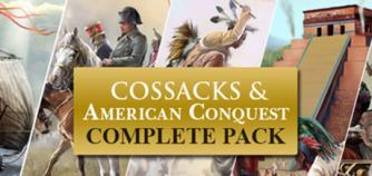 Cossacks and American Conquest Pack