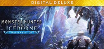 Monster Hunter World: Iceborne Master Edition Digital Deluxe (with early purchase bonus)
