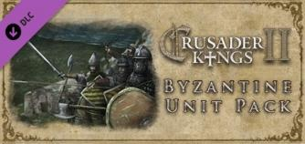 Crusader Kings II: Byzantine Unit Pack image