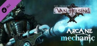 Van Helsing: Arcane Mechanic image