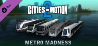 Cities in Motion 2: Metro Madness image