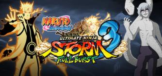 NARUTO SHIPPUDEN: Ultimate Ninja STORM 3 Full Burst HD image