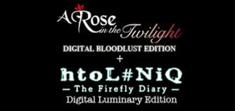 A Rose in the Twilight / htol#NiQ: The Firefly Diary Digital Limited Edition image