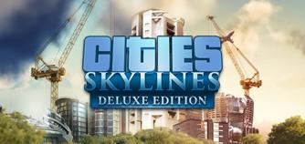 Cities: Skylines Deluxe Edition image