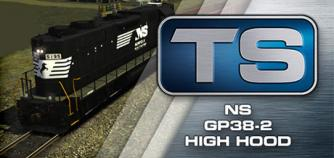 Train Simulator: Norfolk Southern GP38-2 High Hood Loco Add-On image