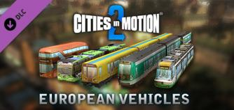Cities in Motion 2: European vehicle pack image