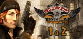 Red Johnson's Chronicles - 1+2 - Steam Special Edition image