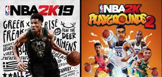 NBA 2K19 + NBA 2K Playgrounds 2 image