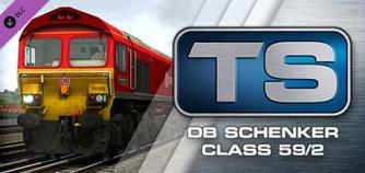 Train Simulator: DB Schenker Class 59/2 Loco Add-On image