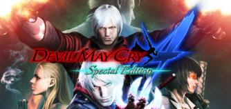 Devil May Cry 4 Special Edition image