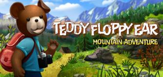 Teddy Floppy Ear - Mountain Adventure image