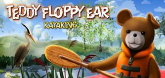 Teddy Floppy Ear - Kayaking image