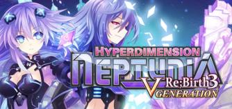 Hyperdimension Neptunia Re;Birth3 V Generation image