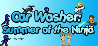 Car Washer: Summer of the Ninja image